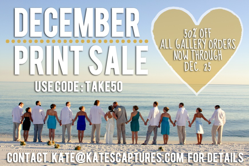 December Print Sale copy